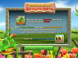 Dragon Drop wild function slot nextgen
