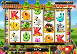 Dragon Drop free spins slot nextgen