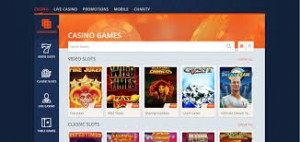Oranje Casino game assortment bonus