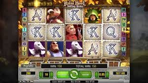 Robin Hood netent slot how to play