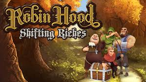 Robin Hood Shifting riches netent slot